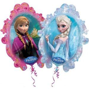 BALLE - BOULE - BALLON Ballon disney la reine des neiges