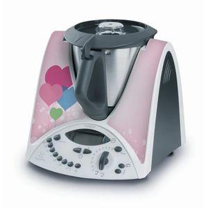 PIÈCE PRÉPARATION   Sticker Autocollant Decoratif Pink Love pour Vorwe