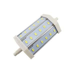 AMPOULE - LED Ampoule LED R7S - 118mm - 10W - SMD - Blanc Neutre