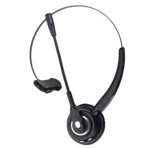 CASQUE - ÉCOUTEURS TEMPSA Bluetooth CSR4.0 Casque Avec Micro Écouteur