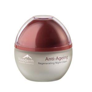 HYDRATANT VISAGE VINODERM ANTI-AGEING Regenerating Night Cream 50mL