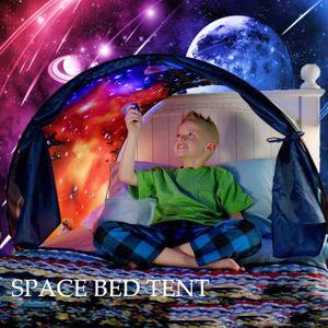 TENTE DE LIT Dream Tente - Tente Enfant,Tente De Jeu,Tente Pop