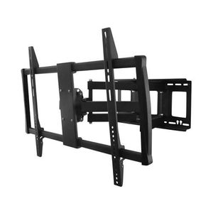 FIXATION - SUPPORT TV DQ Colossus Heavy Duty Noir - Support Mural TV