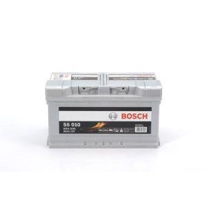 BATTERIE VÉHICULE BOSCH Batterie Auto S5010 85Ah 800A / + à droite