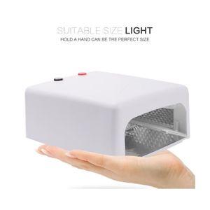 LAMPE UV MANUCURE 36W Lampe UV LED de Manucure Lampe à sèche ongle m