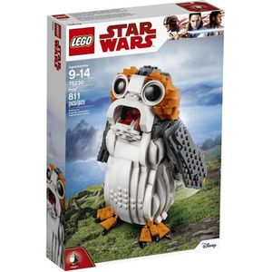 ASSEMBLAGE CONSTRUCTION LEGO® Star Wars™ 75230 Porg™- Jeu de Construction