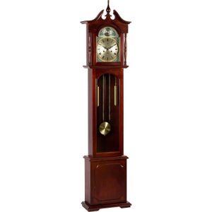 HORLOGE - PENDULE Horloge à poser Europa, Pendule acajou, 196 cm
