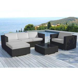 BONIFACIO - Achat / Vente ensemble table et chaise de jardin ...