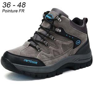 Messieurs Trekking Chaussures Randonnée Chaussures De Loisirs Sneaker Taille 40-46