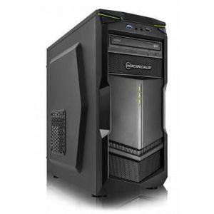 UNITÉ CENTRALE  PCSpecialist Crimson Elite PC Gamer - AMD Ryzen 5