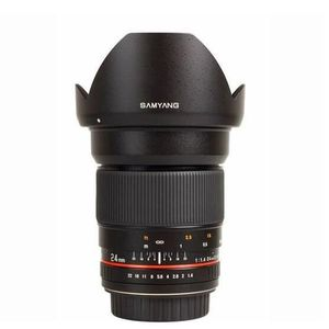 OBJECTIF Samyang 24mm f-1.4 ED AS UMC (Sony A-mount) object