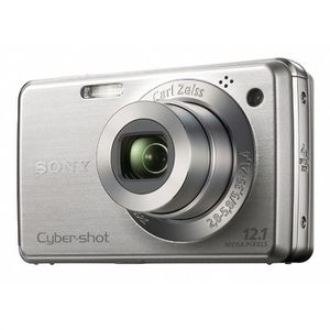 APPAREIL PHOTO COMPACT SONY DSC-W230 Silver