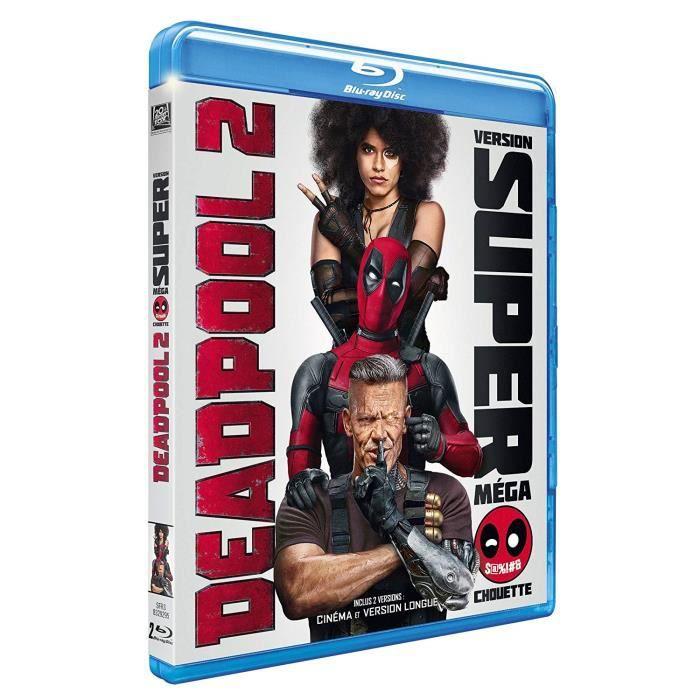 Film BLU-RAY Deadpool 2 Bluray 2018