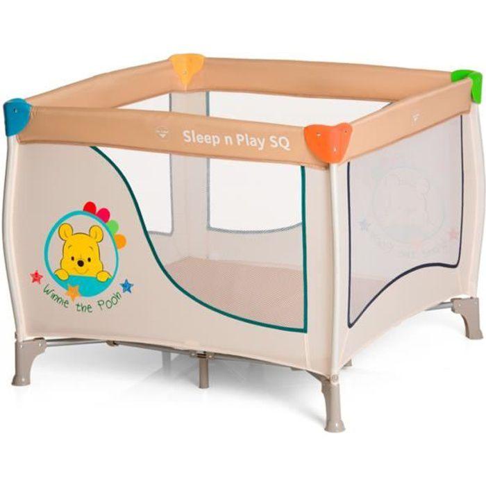 WINNIE L'OURSON Lit Parc Sleep and Play - Disney Baby
