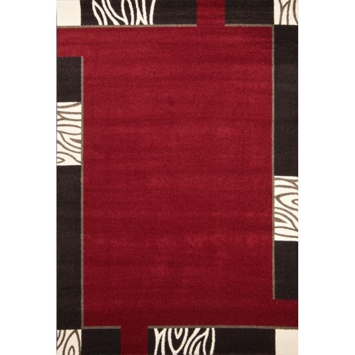 mondo tapis de salon bordeaux 160x230 cm achat vente tapis cdiscount. Black Bedroom Furniture Sets. Home Design Ideas
