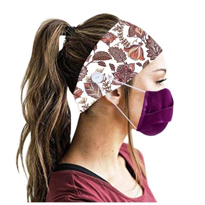 【HARNAIS DE TETE】Hommes Femmes Bandeau Bandeau Running Yoga Élastique Bandeau Cheveux Accessoires De Cheveux - Multicolore137