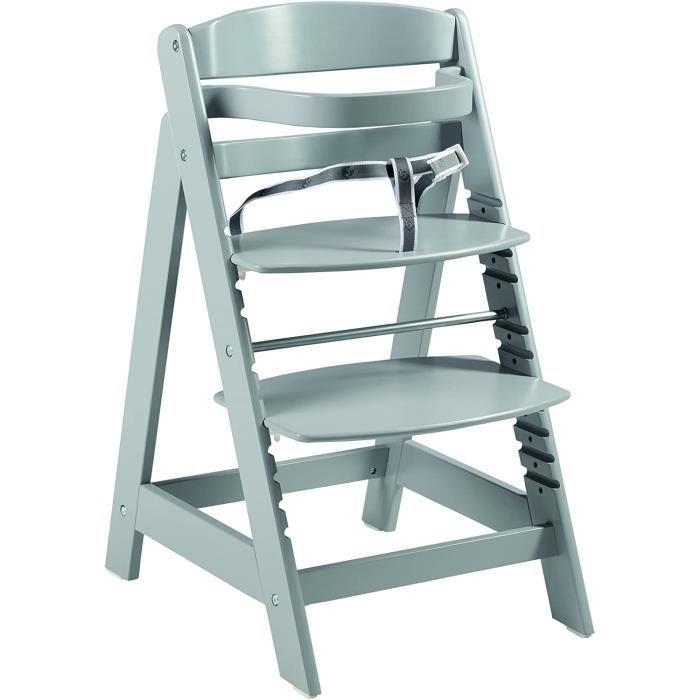 roba Chaise haute eacutevolutive Sit Up Click chaise haute qui suit la croissance de votre enfant de chaise haute deacutevien[102]