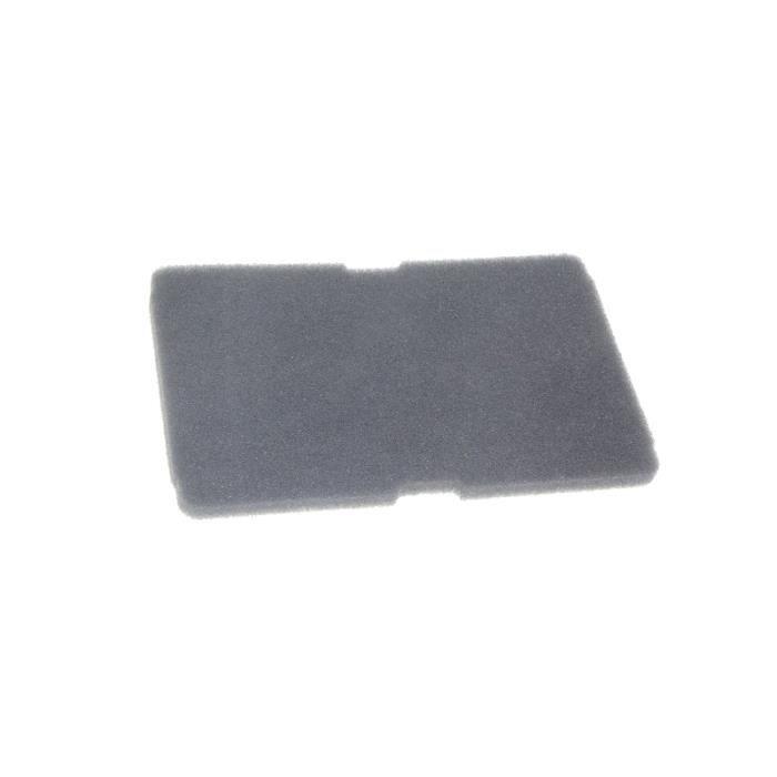 Filtre eponge 245 x 150 x 5 mm Ref 2973350100 Pour SECHE LINGE BEKO