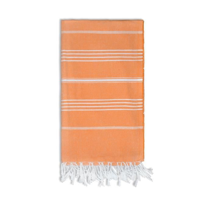 COTTON ROYAL fouta sultan orange