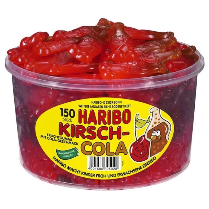 Haribo - Haribo Cherry-Cola Cerise-Cola (lot de 2)