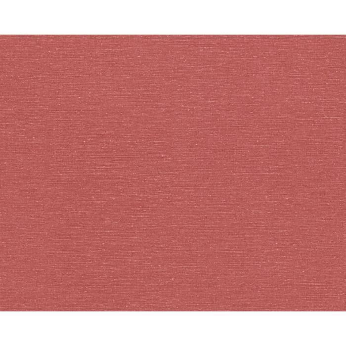 Papier Peint Uni à Effet Chiné Rouge 10 ml x 0,53 m