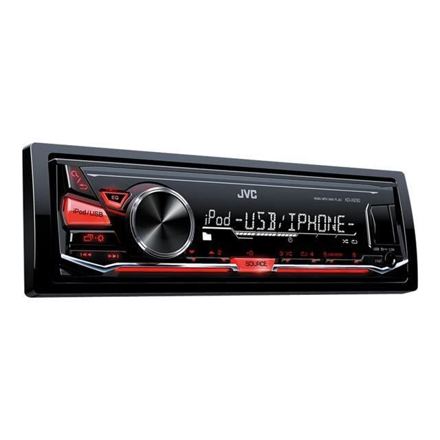 JVC KD-X230 Autoradio USB iPod iPhone