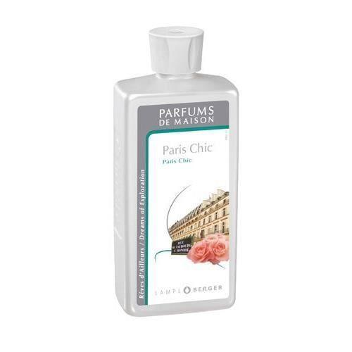 parfum maison lampe berger paris chic