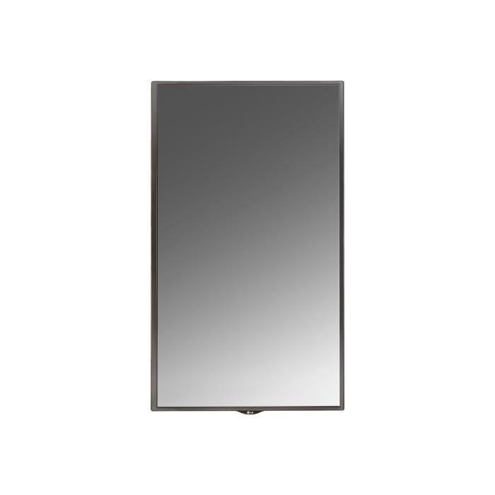 LG 55SL5B-B Classe 55- écran plat LCD signalisation numérique 1080p (Full HD) noir