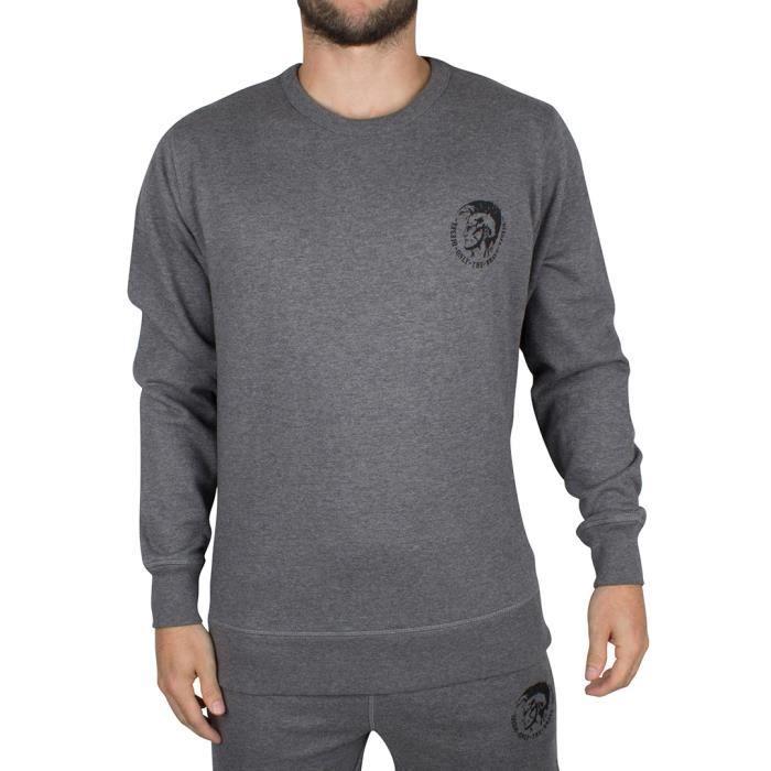 Diesel Homme UMLT Willy Logo Sweatshirt