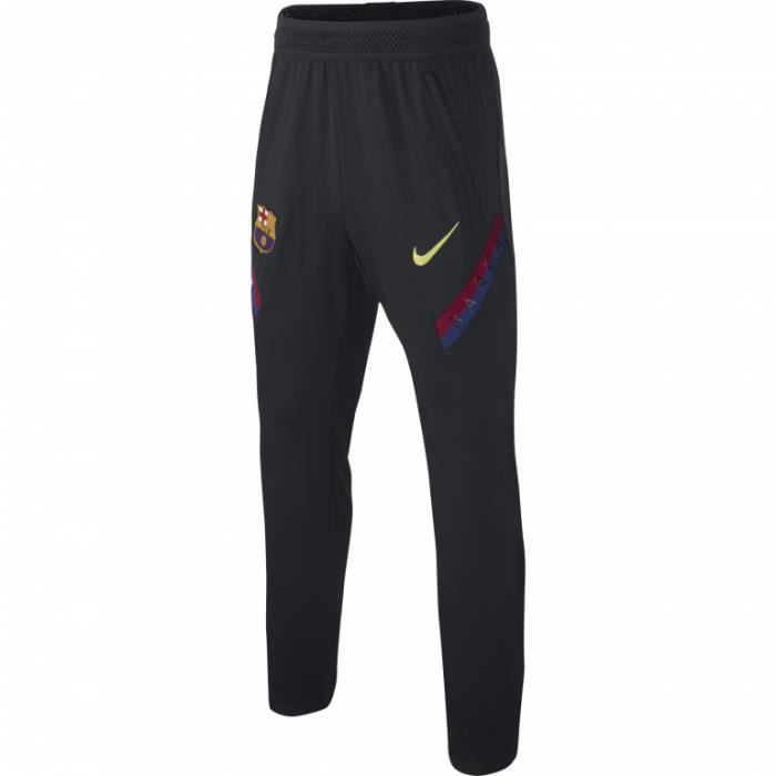 PANT TRAINING JUNIOR NEWS FC BARCELONE NOIR 2020