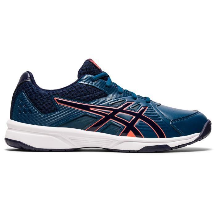 Chaussures de tennis Asics Court Slide - bleu/violet nuit - 41,5