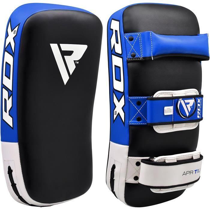 RDX Pattes D'ours Boxe Thai Bouclier Courbe MMA Entraînement De Frappe Cible (C'est vendu comme SEUL Pièce) Taille unique