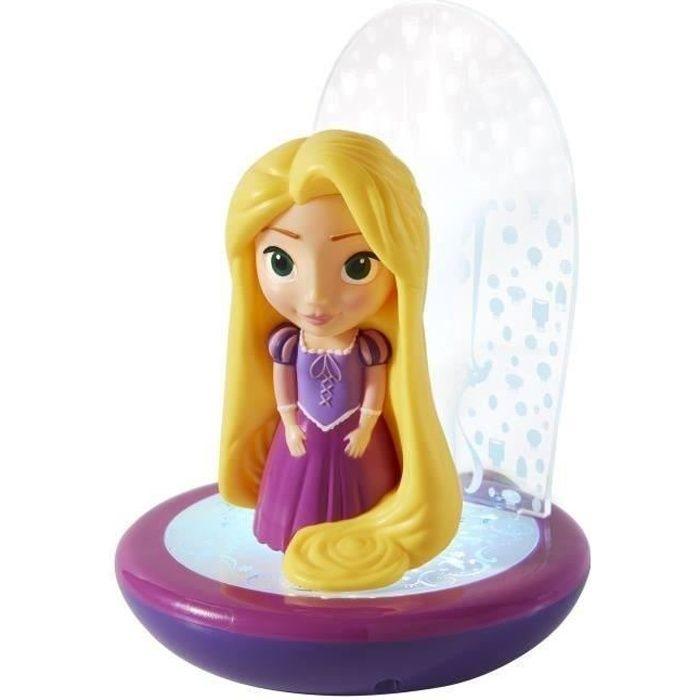 DISNEY PRINCESSES - Veilleuse magique enfant GoGlow - lampe de poche et projecteur