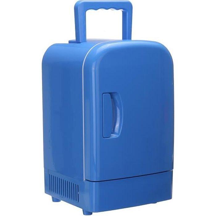 4L Mini Réfrigérateur De Voiture Portable Pour Voyage Camping
