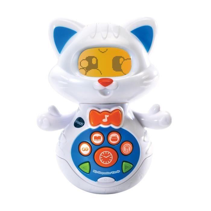 jeu apprentissage bébé VTech Mon petit ami Horloge du sommeil