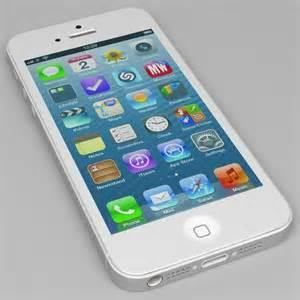 apple iphone 5 32gb blanc occasion achat smartphone pas. Black Bedroom Furniture Sets. Home Design Ideas