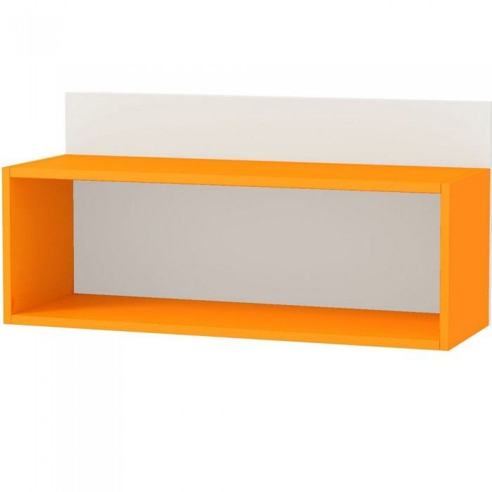 Etagere murale orange my blog Etagere murale design