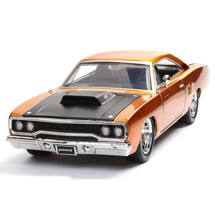 Alloy Fast Plymouth Car 24 Furious Toy And Model 1 Vehicles Diecastsamp; F8 3jAq54RL
