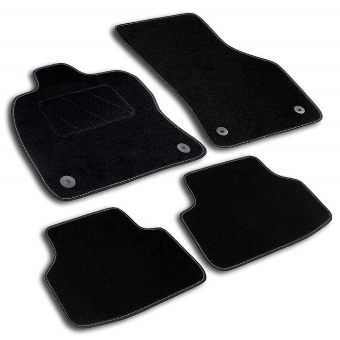 TAPIS DE SOL AfC-cLS rE04210 ensemble de tapis de sol noir pour