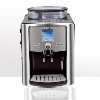 Krups xp 7230 achat vente machine expresso soldes cdiscount - Machine a cafe grain krups ...