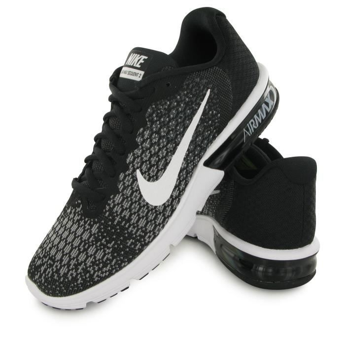 BASKET NIKE AIR MAX SEQUENT 2 852461-005