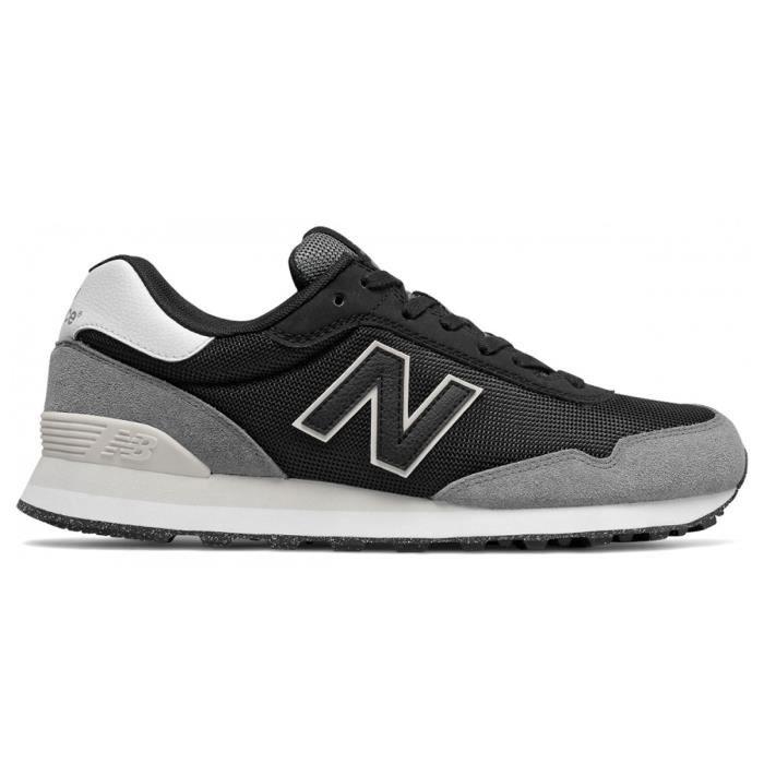Baskets New Balance 515 Noir - Cdiscount Chaussures