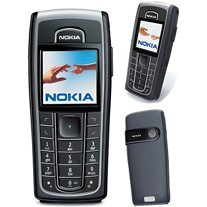 nokia 6230 achat t l phone portable pas cher avis et. Black Bedroom Furniture Sets. Home Design Ideas