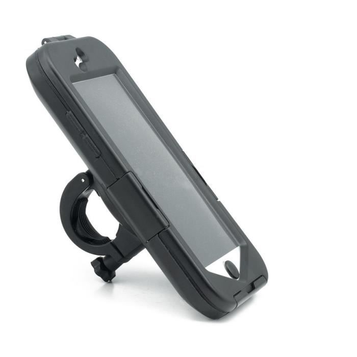 Housse tui support v lo bicyclette tanche imperm able for Housse etanche pour iphone