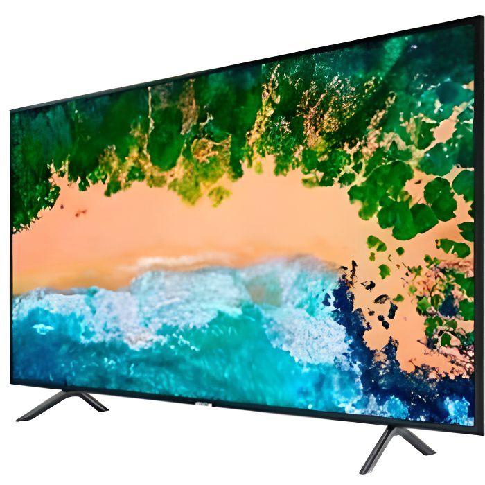 "Téléviseur LED TV intelligente Samsung UE65NU7105 65"" Ultra HD 4K"