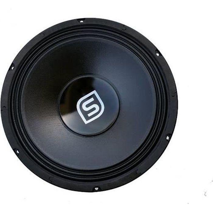 HAUT PARLEUR VOITURE haut parleur boomer sono 30 cm 600W 8 ohms