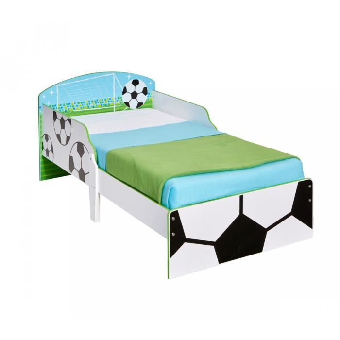 ensemble lit enfant football cosy matelas 70x140 achat vente lit complet ensemble lit enfant. Black Bedroom Furniture Sets. Home Design Ideas