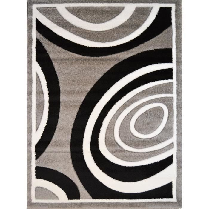 verso tapis de salon contemporain 160x230 cm achat vente tapis polypropyl ne soldes d t. Black Bedroom Furniture Sets. Home Design Ideas