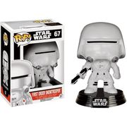 FIGURINE - PERSONNAGE Figurine Funko Pop! Star Wars Ep.7 : First Order S