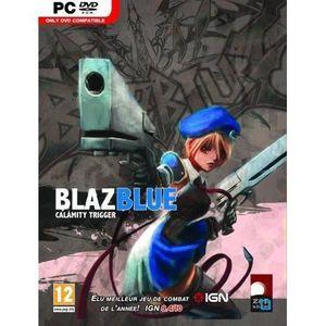 JEU PC Blazblue / Jeu PC DVD-ROM